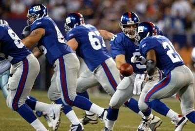 vs Cowboys, Game 2, 2003