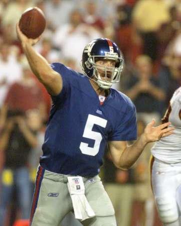 vs Redskins, Game 3, 2003