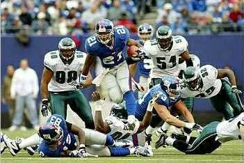Game 6, vs Eagles, 2003
