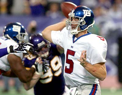 Game 7, vs Vikings, 2003