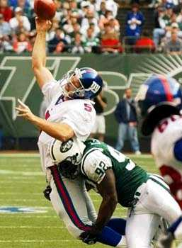 Game 8, vs Jets, 2003