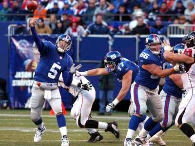 Game 9, vs Falcons, 2003