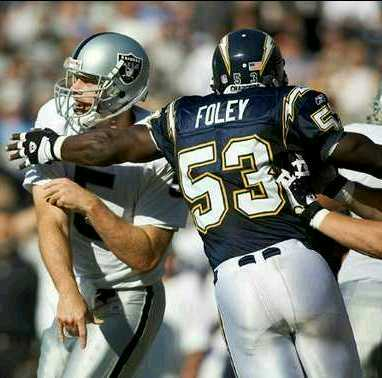 vs chargers, game 8, 2004 Regular Season