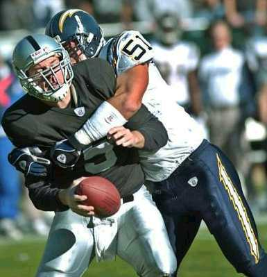 vs chargers, game 10, 2004 Regular Season