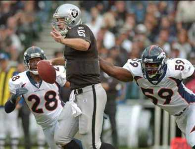 vs broncos, game 6, 2004 regular season