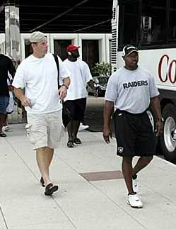 2005 training camp, 8/19