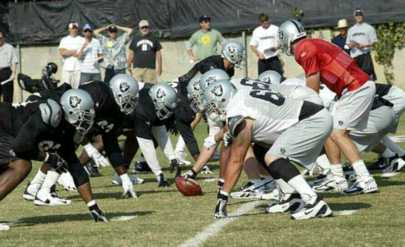 2005 training camp. 8/22