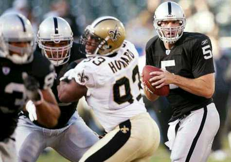vs saints, game 4, 2005 preseason