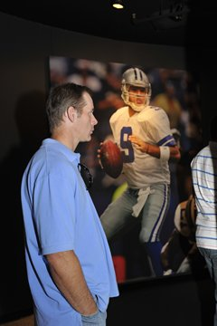 touring Pro Football Hall of Fame, 2009