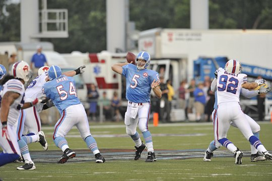 vs bills, 2009 HOF game